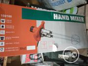 Elextric Hand Mixer Machine(With Double Mixer Rod) | Manufacturing Equipment for sale in Lagos State, Ojo