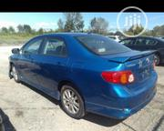 Toyota Corolla 2010 Blue | Cars for sale in Lagos State, Ikeja
