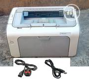 HP Lase Jet Printer With USB & Power Cables | Printers & Scanners for sale in Lagos State, Agege