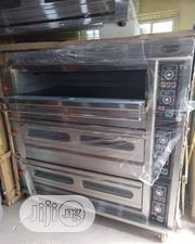 Gas Deck Oven 9 Trays | Restaurant & Catering Equipment for sale in Lagos State, Ojo
