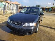 Nissan Sentra 2001 Black | Cars for sale in Lagos State, Agege