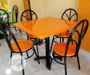 This Is High Quality Brand New Four Seaters Resturant Table | Furniture for sale in Lagos State, Victoria Island