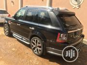 Land Rover Range Rover Sport 2011 Black | Cars for sale in Lagos State, Agege