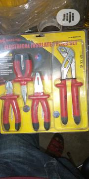 Set Of Pliers, Contains | Hand Tools for sale in Lagos State, Ojo