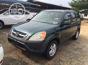 Honda CR-V 2003 Green   Cars for sale in Rivers State, Port-Harcourt