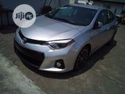 Toyota Corolla 2014 Silver | Cars for sale in Lagos State, Lagos Mainland