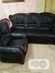 Super Quality Imported Leather Sofa | Furniture for sale in Lagos State, Lagos Mainland