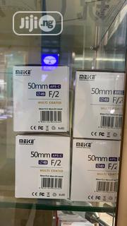Meike 50mm F/2.0 Large Aperture Manual Focus MFT M4/3 Lens | Accessories & Supplies for Electronics for sale in Rivers State, Port-Harcourt