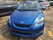 Toyota Matrix 2010 Blue | Cars for sale in Lagos State, Agege