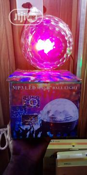 MP3 LED Magic Ball Light | Home Accessories for sale in Abuja (FCT) State, Kabusa