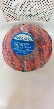Nocaco 100m 4.0mm Square Wire | Electrical Equipment for sale in Abuja (FCT) State, Kabusa