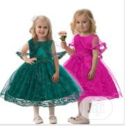 Green Sailor Girls Party Dress | Children's Clothing for sale in Osun State, Ilesa