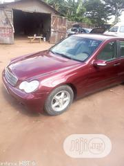 Mercedes-Benz C180 2002 Red | Cars for sale in Edo State, Egor