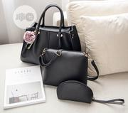 Quality Leather Bag Complete Set | Bags for sale in Lagos State, Lagos Island