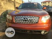 Infiniti FX35 2007 Base 4x4 (3.5L 6cyl 5A) Brown | Cars for sale in Lagos State, Isolo