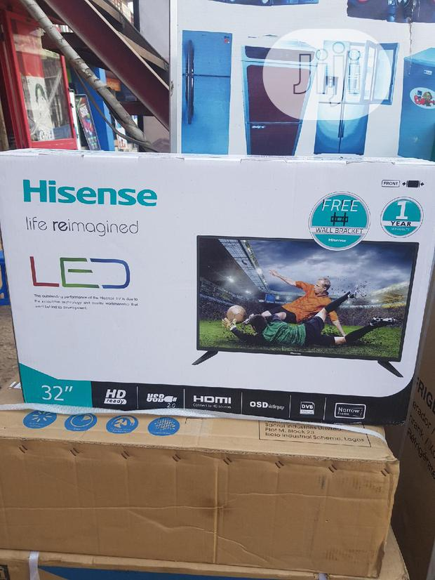 Brand New Hisense 32 Inches Satellite Television Full HD With Warranty