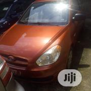 Hyundai Accent 2008 1.6 Orange | Cars for sale in Lagos State, Ikeja
