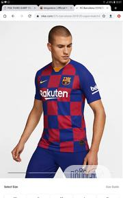 Aoriginal Barcelona Home Jersey | Clothing for sale in Lagos State, Lagos Mainland