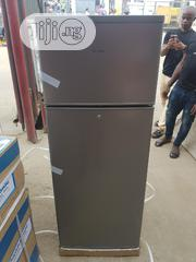 Brand New Hisense(REF215)Refrigerator External Compresor Silver Color | Kitchen Appliances for sale in Lagos State, Ojo