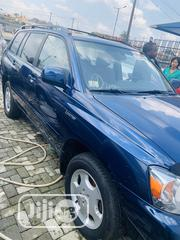 Toyota Highlander 2005 Blue | Cars for sale in Lagos State, Lagos Mainland