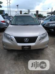 Lexus RX 2012 350 FWD Gold | Cars for sale in Edo State, Egor