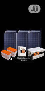 A Set Of 5kva Solar System | Solar Energy for sale in Lagos State, Ojo