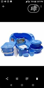 7 in 1 Baby Bathing Bowl Set | Baby & Child Care for sale in Lagos State, Agege