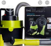 The Black Auto Vacuum Cleaner | Home Appliances for sale in Lagos State, Lagos Island