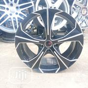 18inches Alloyed Rim Honda/Camry. | Vehicle Parts & Accessories for sale in Lagos State, Mushin