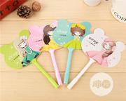 Hand Fan With Pen For Event And Party | Babies & Kids Accessories for sale in Lagos State, Ifako-Ijaiye