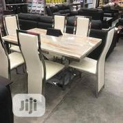 Quality Luxury Daining Table With 6 Chairs | Furniture for sale in Lagos State, Ojo