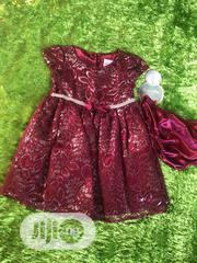Nannette Baby Dress With Pant | Children's Clothing for sale in Lagos State, Alimosho
