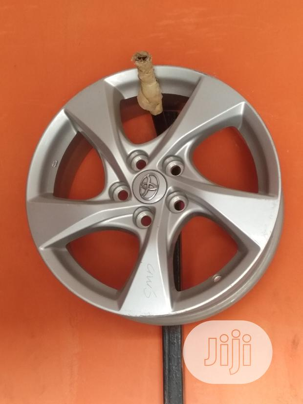 """17""""Inch Wheels For Toyota Camry"""