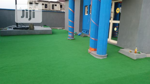 Artificial Grass For School Landscaping