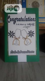 Congratulations Card | Arts & Crafts for sale in Abuja (FCT) State, Dutse