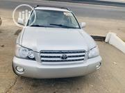 Toyota Highlander 2004 Silver | Cars for sale in Lagos State, Lagos Mainland