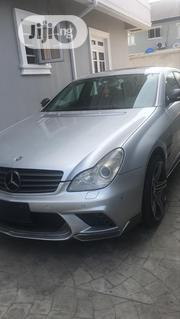 Mercedes-Benz CLS 2008 63 AMG Silver   Cars for sale in Lagos State, Lekki Phase 2