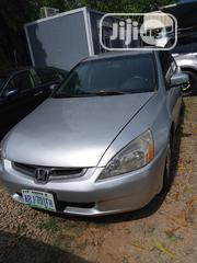 Honda Accord 2004 Sedan DX Silver | Cars for sale in Abuja (FCT) State, Central Business District