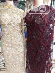 Swiss 3D Net Lace | Clothing for sale in Lagos State