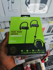 Oraimo Bluetooth Sport Neck Earphone Bow OEB-E58D | Headphones for sale in Lagos State, Ikeja