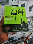 Oraimo Bluetooth Sport Neck Earphone Bow OEB-E58D | Headphones for sale in Ikeja, Lagos State, Nigeria