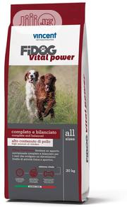 Fidog Dog Food Puppy Adult Dogs Cruchy Dry Food Top Quality | Pet's Accessories for sale in Lagos State, Victoria Island