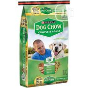 Dog Chow Dog Food Puppy Adult Dogs Cruchy Dry Food Top Quality | Pet's Accessories for sale in Lagos State, Victoria Island