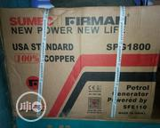 Sumec Firman New Power Generator | Electrical Equipments for sale in Oyo State, Ibadan North