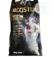 Booster Dog Food Puppy Adult Dogs Cruchy Dry Food Top Quality | Pet's Accessories for sale in Lagos State, Victoria Island