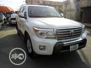 Toyota Land Cruiser 2014 White | Cars for sale in Lagos State, Lagos Mainland