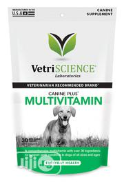 Multivitamin Supplement For Puppy And Adult Dogs 100+ Tablets | Pet's Accessories for sale in Lagos State, Victoria Island