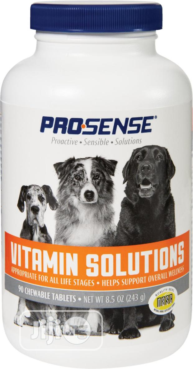 Prosense Multivitamin Supplement for Puppy and Adult Dogs 100+ Tablets