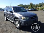 Ford Escape 2005 XLT Gray | Cars for sale in Lagos State, Isolo