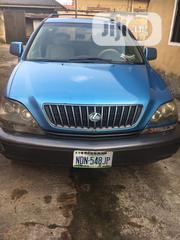 Lexus RX 2001 Blue   Cars for sale in Rivers State, Obio-Akpor